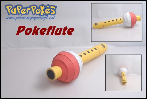 Pokeflute by Toshikun
