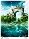 The Gate of Dreams by Osokin