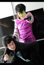 Invader Zim - I hate you by NanjoKoji
