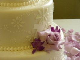 Wedding Cake Decorations 1 by Quachir