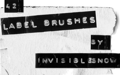 Label Brushes by InvisibleSnow