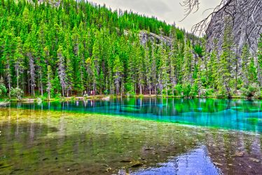 Grassi Lake 1 by thefantasticone21