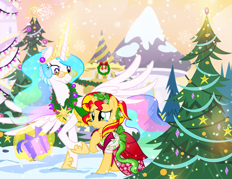 Here We Are Again As In Olden Days by PixelKitties