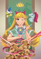 Star Vs the force of Evil , Star Butterfly by griffin2100