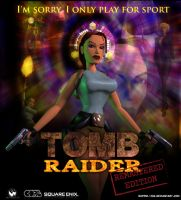 Tomb Raider 1 Classic Remaster by doppeL-zgz