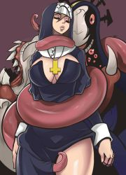 Skullgirls 01_Double by 7Zaki