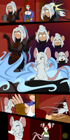 Sera's Adventure - Mouse Size by Dragon-FangX