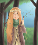Early Spring by Lady-Ignea