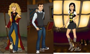 iCarly as Harry Potter by lakin5