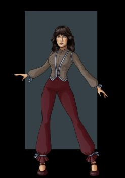 sarah jane smith (the brain of morbius) by nightwing1975