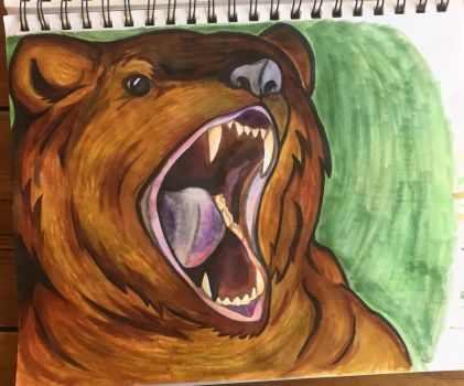 Grizzly by BerryJammer7