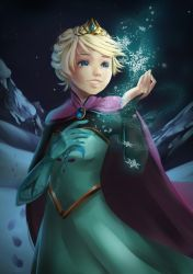 Let It Go by pikadiana