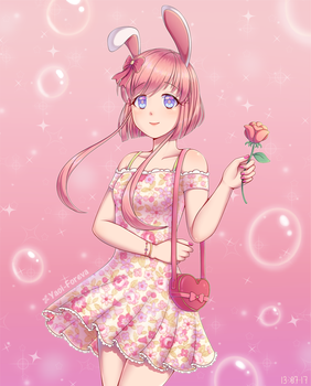 Pink by Yaoi-Foreva