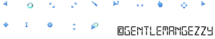 7G-Cursors by GentlemanGezzy