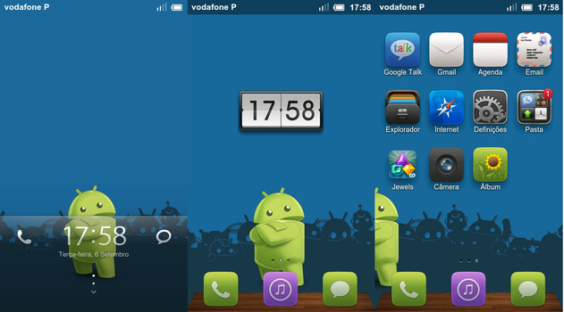 My 1st MIUI shot :D by palmeiraant