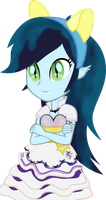 Zephyr Equestria Girl by Owl-Parchment