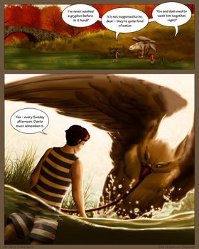 The Gryphon's Odyssey - 055 by Giuliabeck