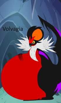 Volvagia The Fat Noivern  by MathewH88