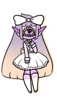 Dolly chibi - cthonicsquid by hello-planet-chan