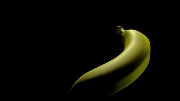 Dramatic Banana by a-rod48