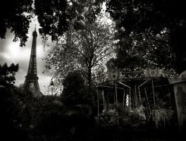Carrousel - Paris by kevissimo
