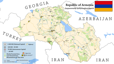 Alternate Republic of Armenia by Breakingerr
