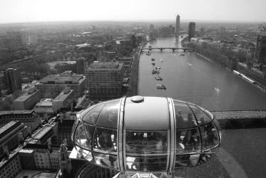 London Eye 13 by CitizenJustin