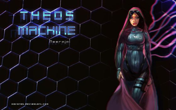 Theos Machine - Neerajai by xavor85