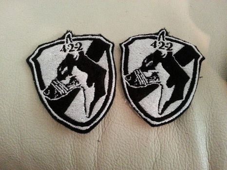 Valkyria Chronicles 3 Patches by lunaladyoflight