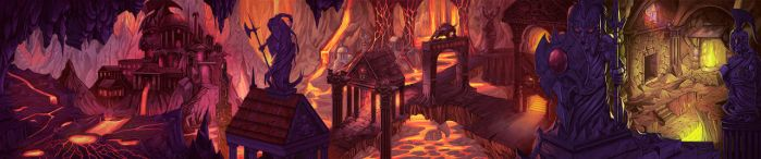 Super Dungeon Explore Environment 05 by El-Andyjack
