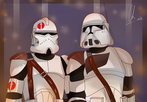 Clones by Chyche