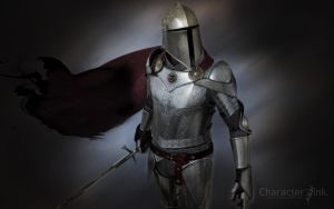 Knight by tomisaksen