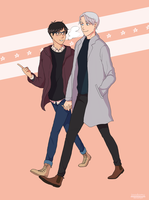 victuuri by ayyjudy