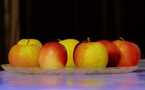 Apples and Nectarines by ToRom