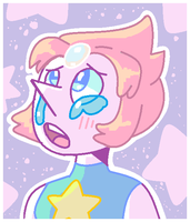 Pearl in MSPaint by FabledHeights