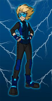 Ride the Lightning by Impious-Imp