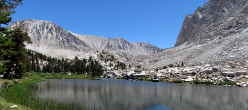 Timberline Lake by inforcer