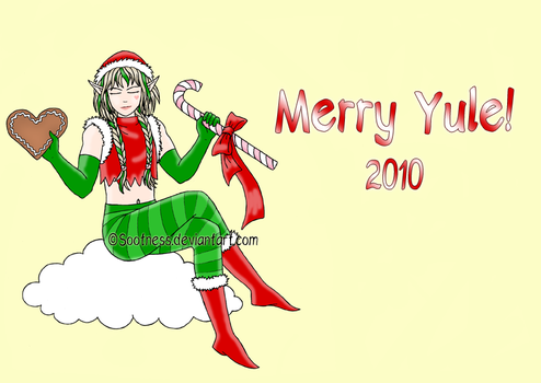 X-mas 2010 by Sootness