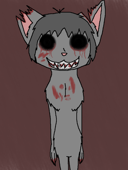 Mildly Bloody by AlmostCreepy101