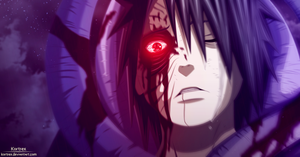 Obito - I am in hell by Kortrex
