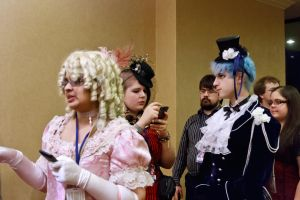 Anime North 2013: Journalistic shot 27 by Henrickson