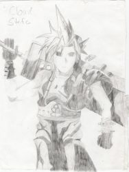 Cloud by the14thgod