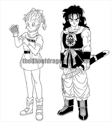 DRAGON BALL CULTURE: 2nd preview by Raykugen