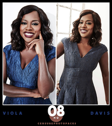 // PHOTOPACK 3799 - VIOLA DAVIS // by censurephotopacks