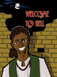WELCOME TO HELL by Dexere