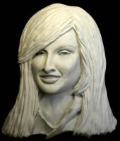 Wynonna Judd relief Sculpt by TimBakerFX