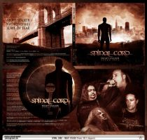 Spinal Cord - Night Stalker Promo 2012 Digipack by szafasz