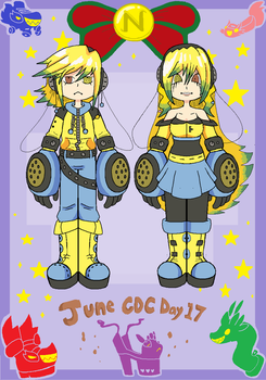 June CDC Day 17 - Hardware and Software by GigaB00ts