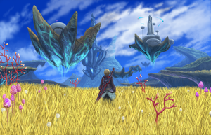 Xenoblade Chronicles-Eryth Sea by Midnight-on-Mars