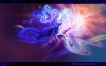 Once upon a wallpaper. by CosmicUnicorn